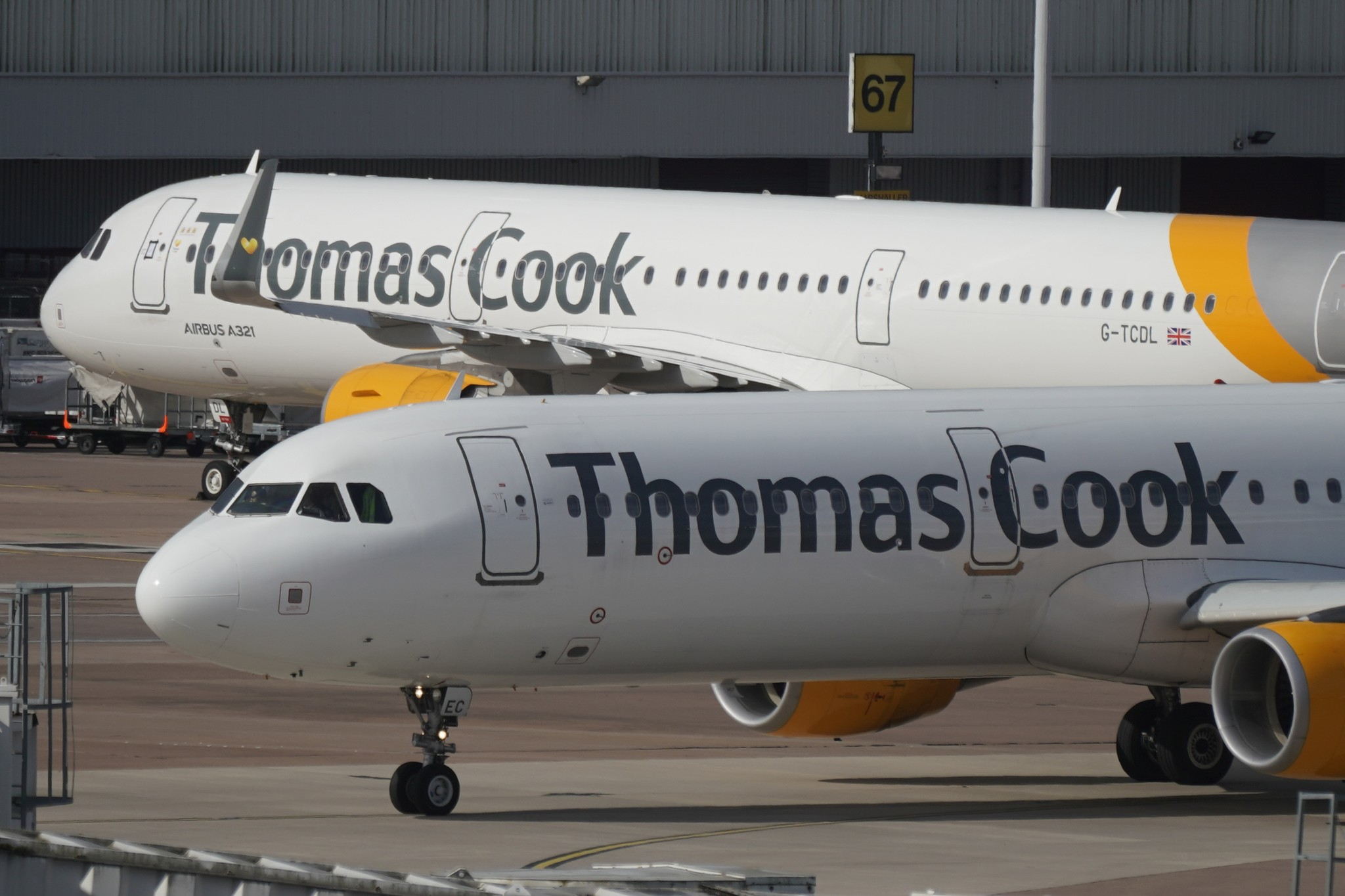 Thomas Cook: The End of an Era