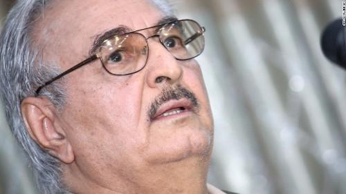 US lawmakers ask FBI to investigate Libyan general praised by Trump