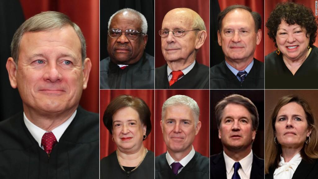 US Supreme Court  - cover