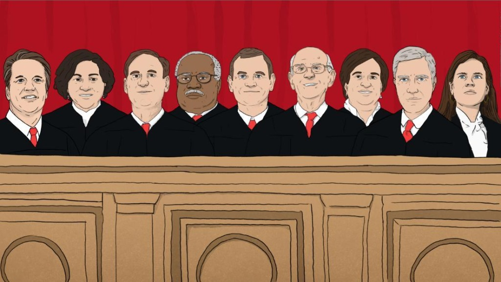 Analysis: The Supreme Court's latest ruling exposes personal fissures among the nine justices