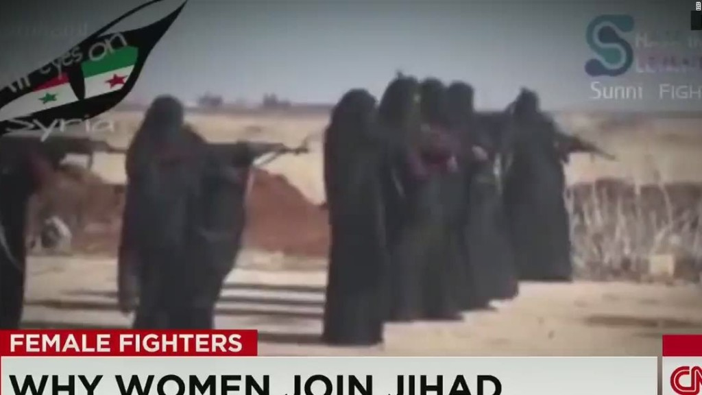 What jihadis plan for women - CNN