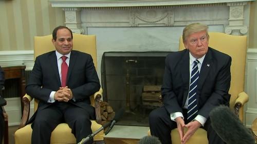 Donald Trump's Arab fantasy