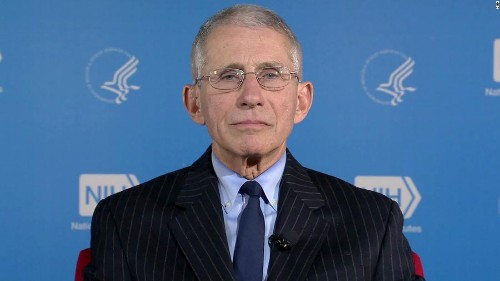 Why Fauci is winning the battle for public trust