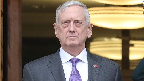 Jim Mattis' resignation letter is an absolutely stunning rejection of Trumpism
