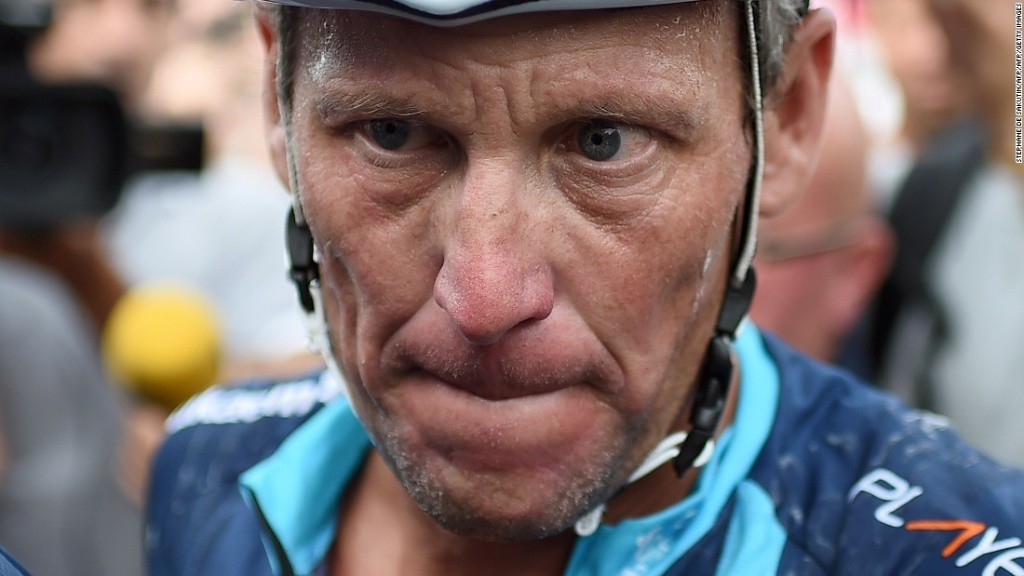 Lance Armstrong: The man who 'gained the world but lost his soul'