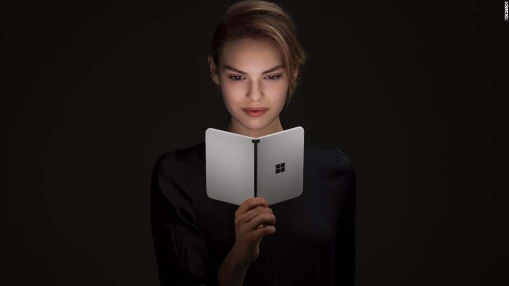 Microsoft's Surface Duo, a dual-screen phone, lands September 10 for $1,399