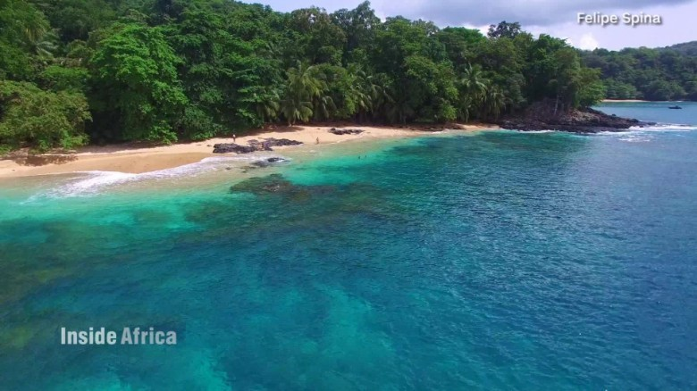 Sao Tome and Principe: Why Africa's 'heaven on Earth' wants more tourists
