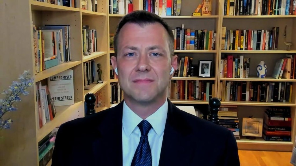 Strzok on Russian interference: We've grown dull to outrage