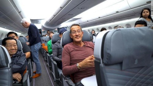 Flying 10,200 miles in nearly 20 hours -- first commercial flight from New York to Sydney departs JFK airport