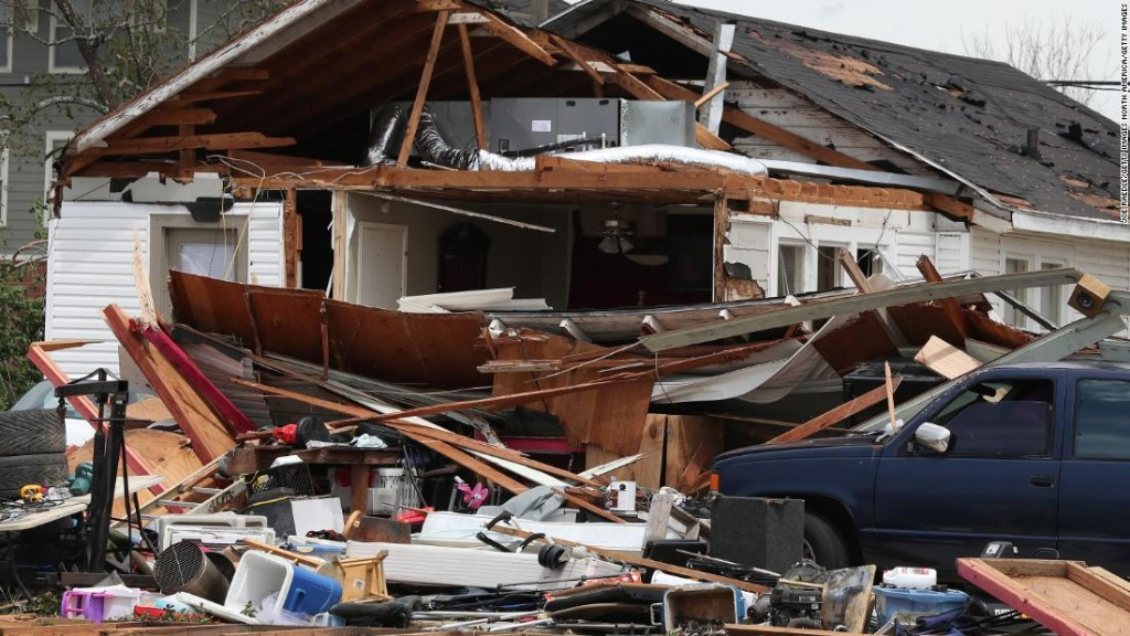 'We're just a target.' Zeta is fifth named storm to make landfall in Louisiana this hurricane season