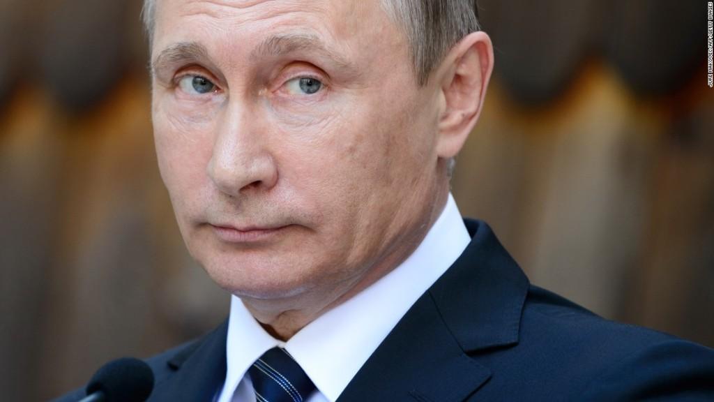 Vladimir Putin's inner circle: Who's who?