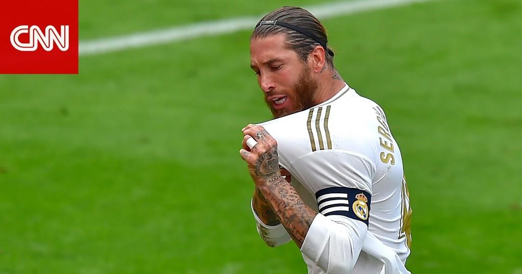 للمرة الثانية على التوالي.. راموس يهدي ريال مدريد فوزا من علامة الجزاء