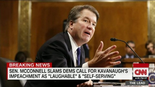 Sen. Chris Coons says FBI's investigation into Kavanaugh was a 'sham'