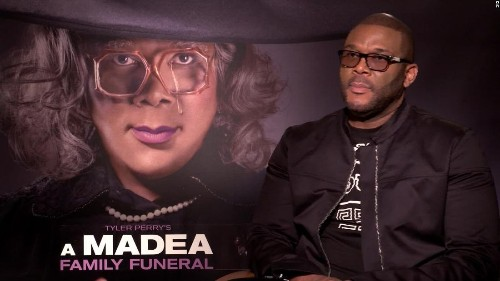 Tyler Perry: 'I'm ignored in Hollywood'