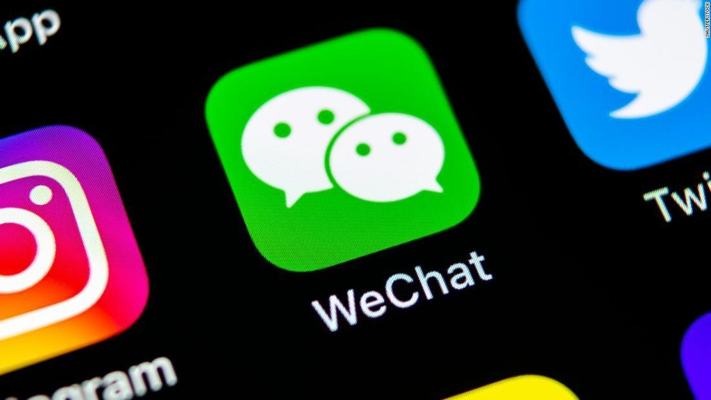 Tencent just became Trump's new target in the tech war with China