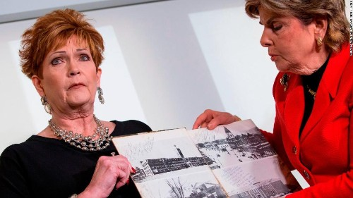 Gloria Allred on Roy Moore's personal attacks: 'That dog won't hunt'