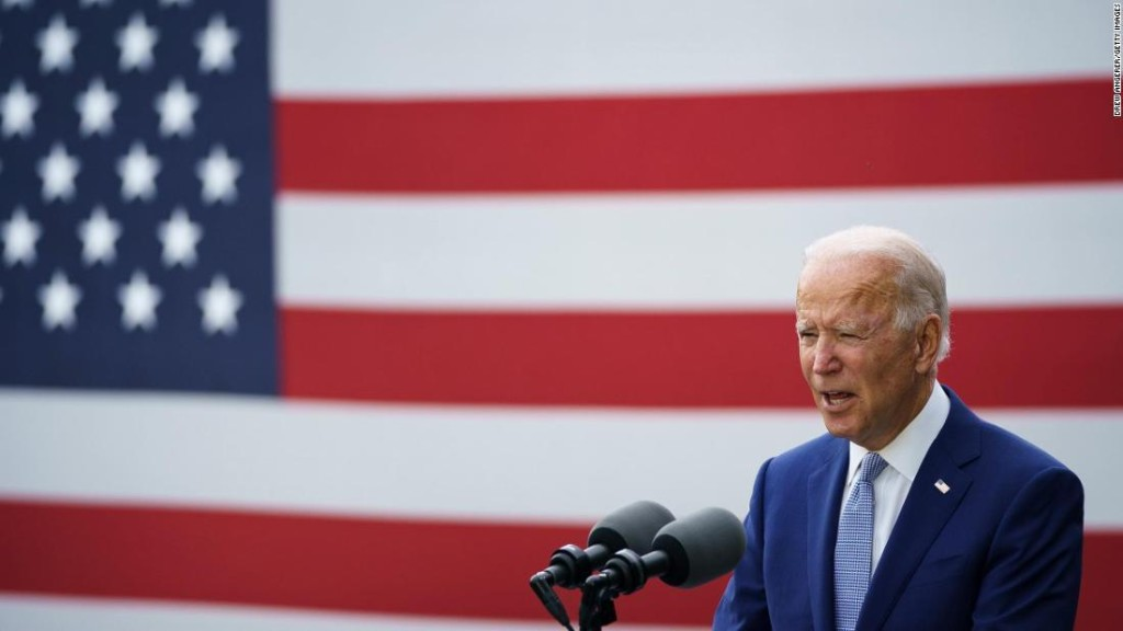 Opinion: Rivals in landmark marriage equality suit: We are both voting for Biden
