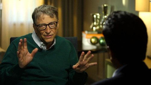 Bill Gates' newest mission: Curing Alzheimer's