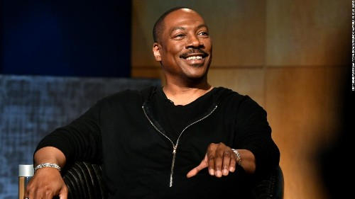 Eddie Murphy's long awaited return to standup is finally happening