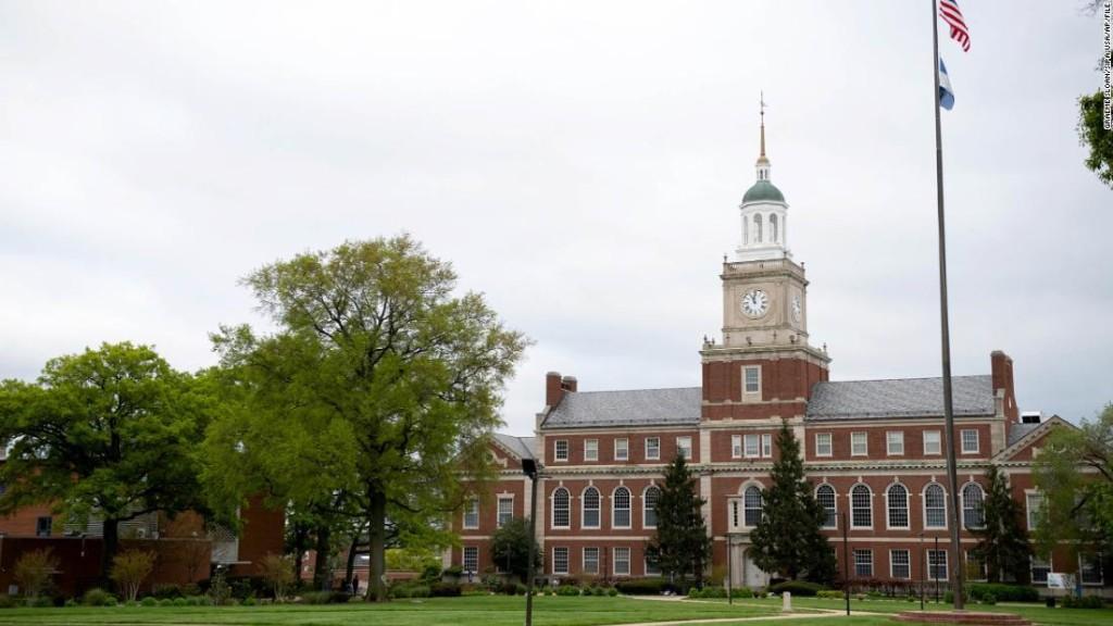 Howard University's history of producing trailblazing Black leaders on display with Harris pick