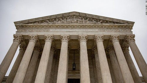 5-4 Supreme Court allows rule to take effect that could reshape legal immigration
