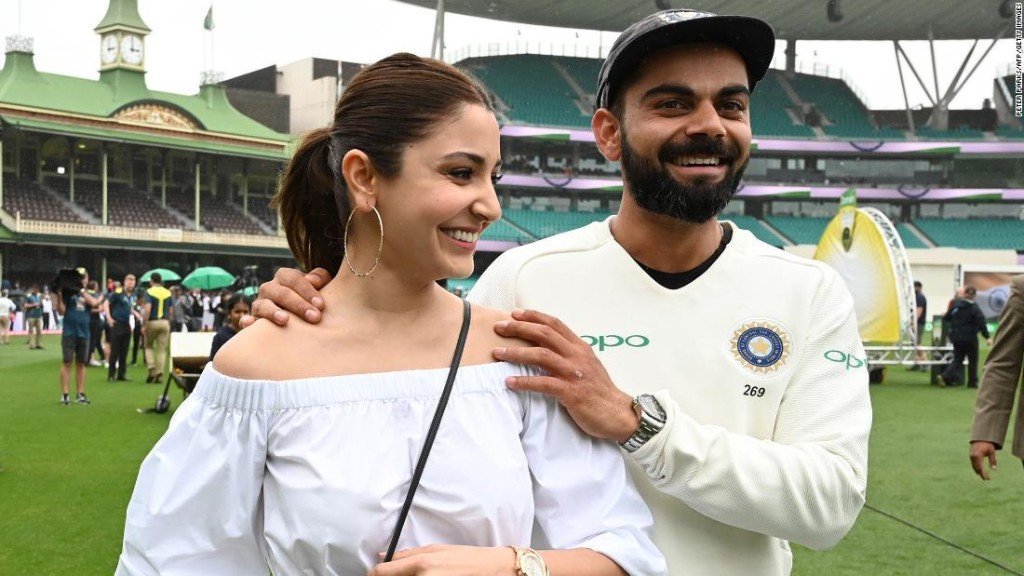 Virat Kohli put the birth of his first child before cricket, telling Indian men fatherhood matters