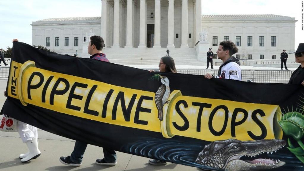 Energy companies cancel construction of Atlantic Coast Pipeline