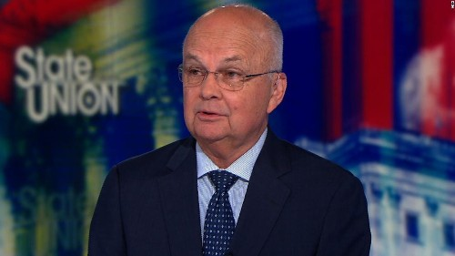 Michael Hayden says he, too, would be honored if Trump revoked his security clearance