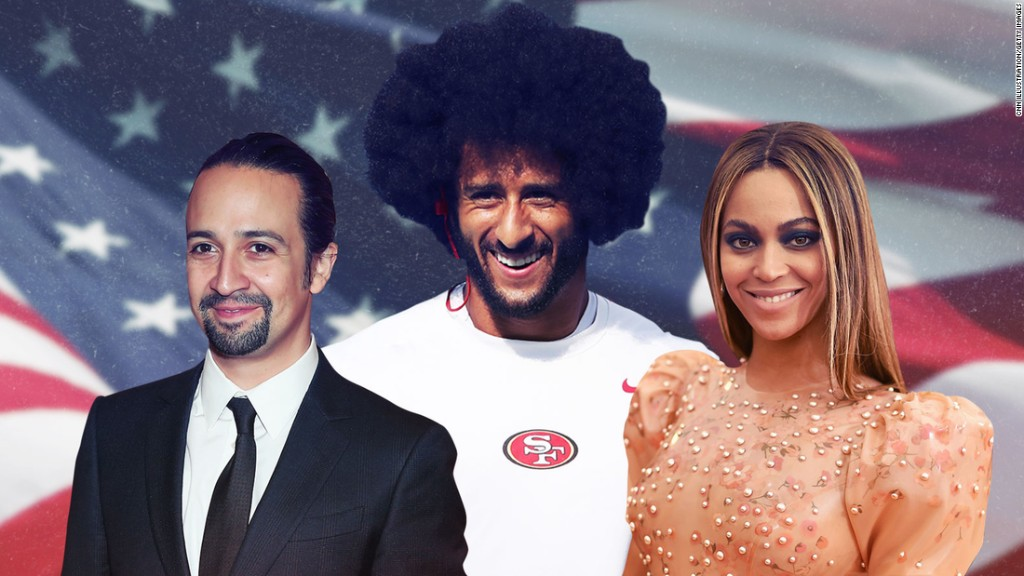 Celebrity patriots to celebrate this Fourth of July