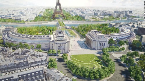 Europe's coolest city is undergoing major transformation