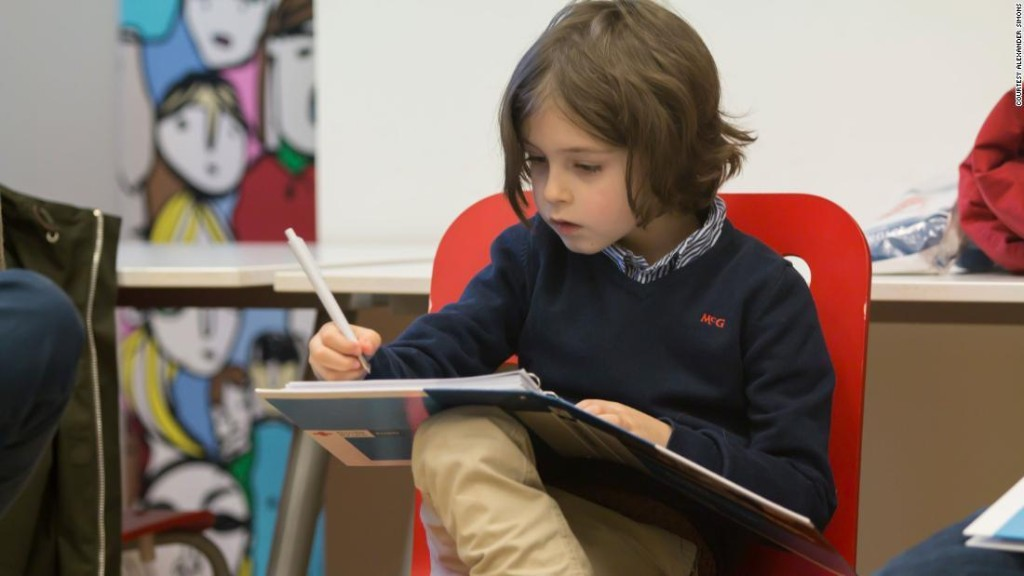 Nine-year-old child genius to graduate university