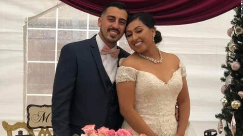 2 wedding crashers are accused of killing a groom outside his own reception