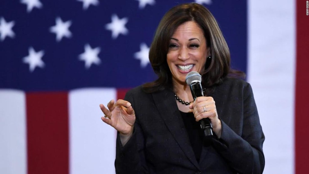 Opinion: The four reasons Joe Biden chose Kamala Harris