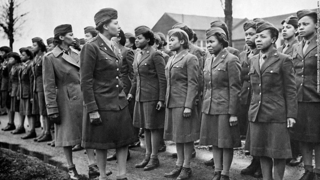 These Black female soldiers brought order to chaos and delivered a blow against inequality
