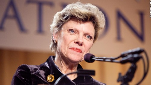 Trump on Cokie Roberts' death: 'She never treated me nicely. But I would like to wish her family well'