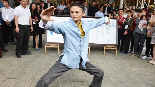 Alibaba Without Jack Ma