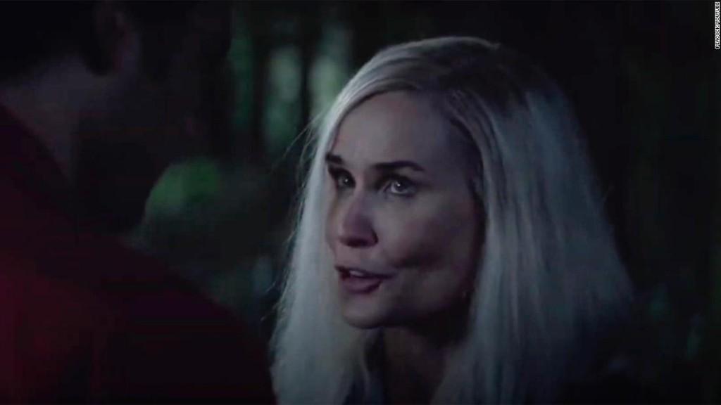 Demi Moore looks futuristic in new trailer for dystopian series 'Brave New World'