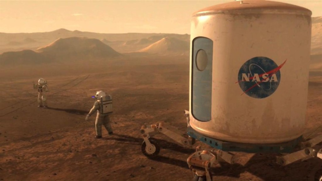 Want to go to Mars? Psychologists identify this key personality trait