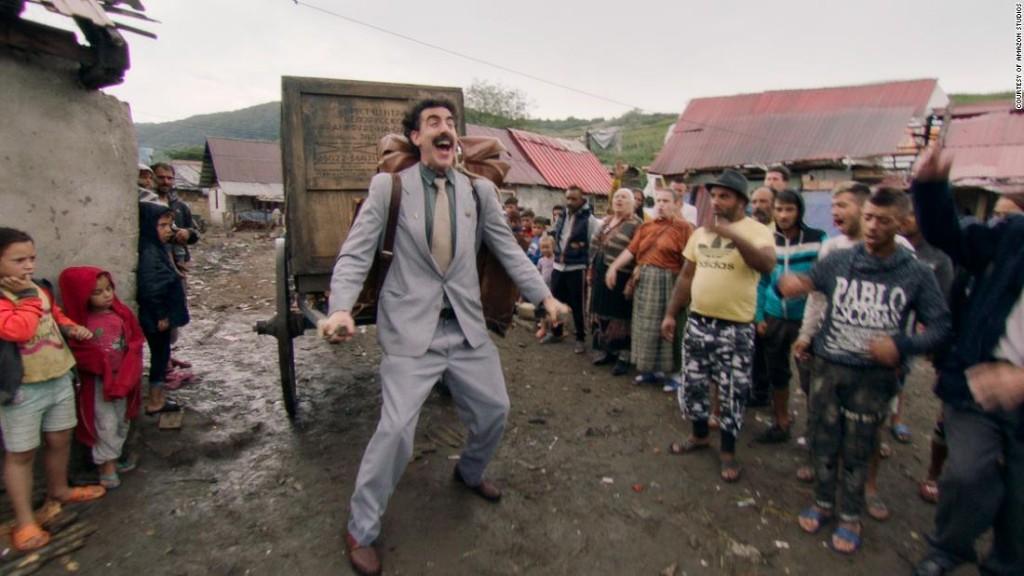 Review: 'Borat' sequel somehow still manages to serve up audacious surprises
