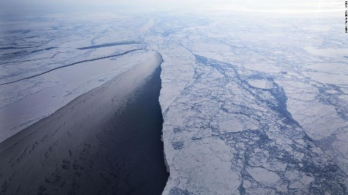 CO2 levels at highest for 3 million years -- when seas were 20 meters higher