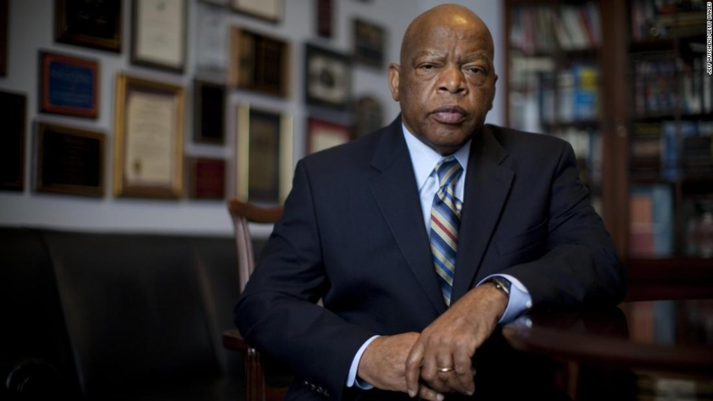 Good Trouble: Remembering Civil Rights Icon Rep. John Lewis - cover