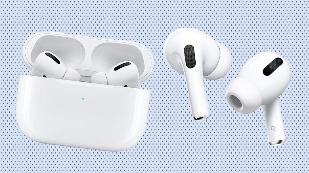 Apple's Airpods Pro are down to their lowest price ever at Verizon