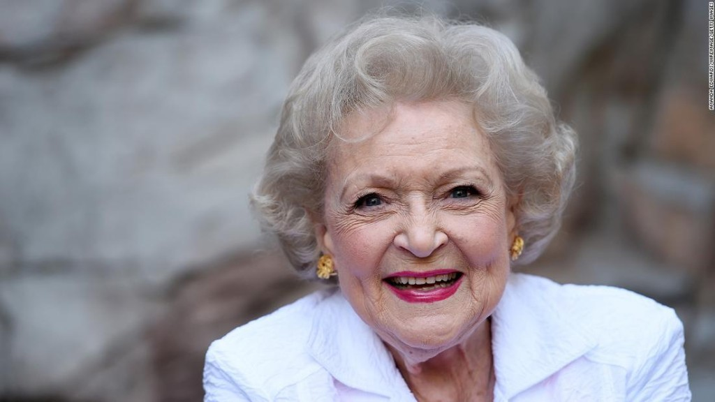Betty White is doing perfectly fine despite the coronavirus pandemic