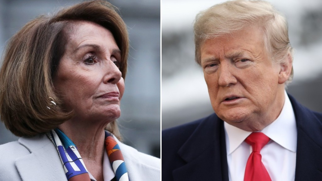 Donald Trump dared Nancy Pelosi to cancel his State of the Union speech. So she did.