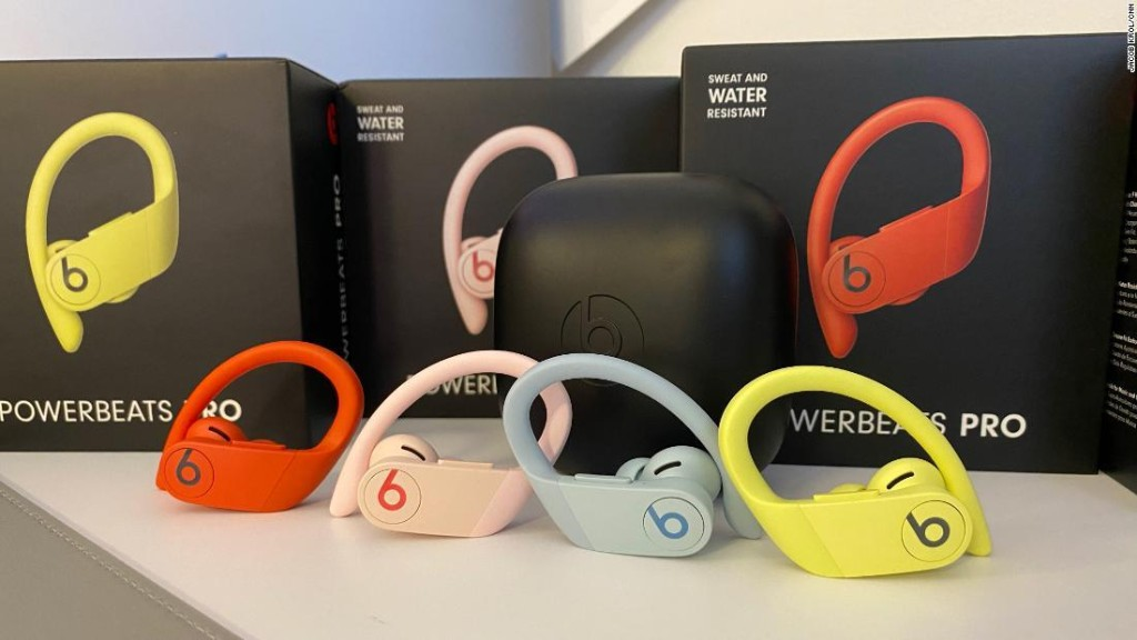 Powerbeats Pro are landing soon in yellow, pink, red and blue