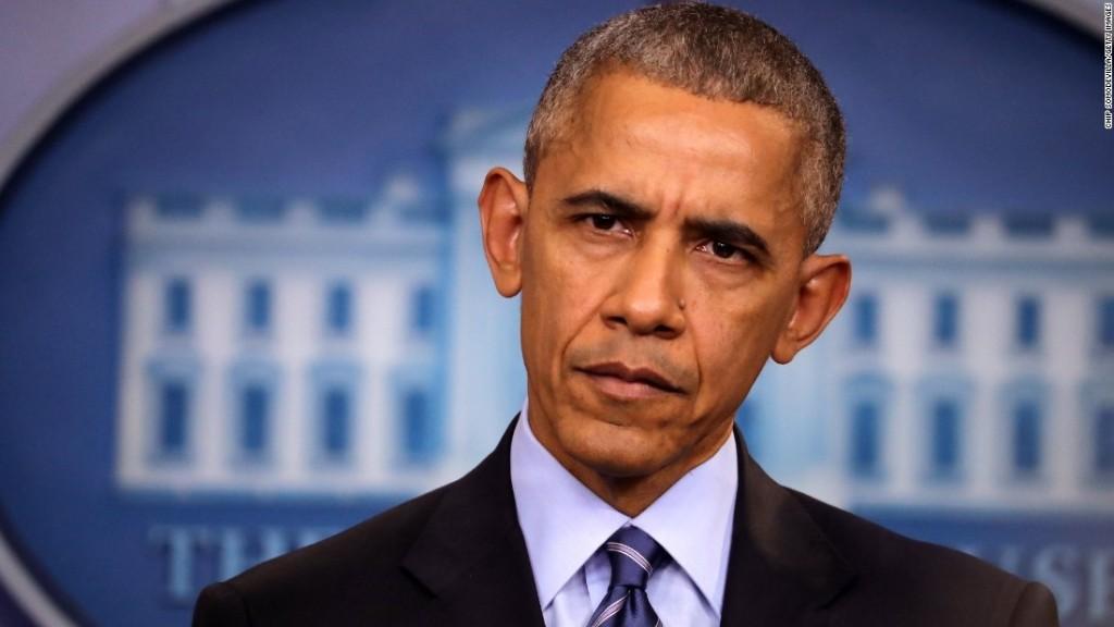 White House announces retaliation against Russia: Sanctions, ejecting diplomats