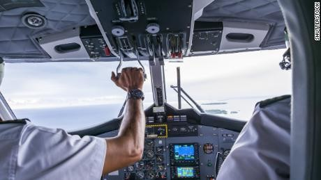 The US is facing a serious shortage of airline pilots