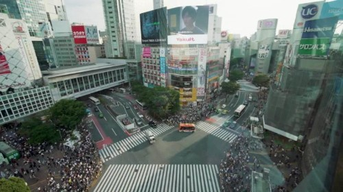 Tokyo's Shibuya Crossing: Welcome to the world's wildest intersection