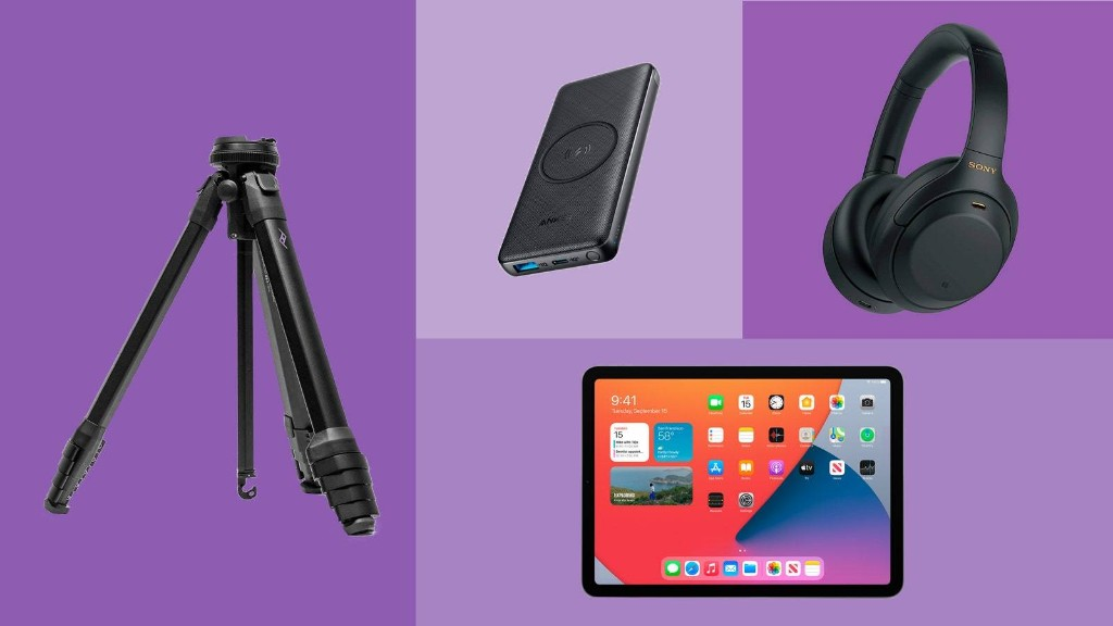 11 Best Tech Gifts for Travelers in 2020