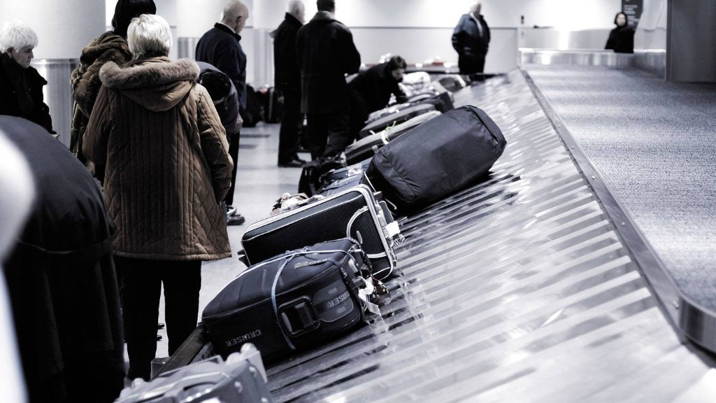 Why You Should Inspect Your Bags Before Leaving the Airport